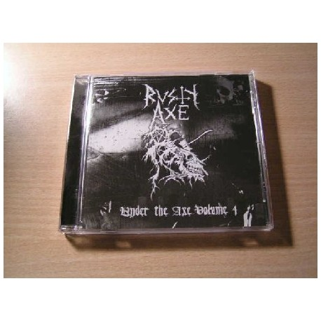UNDER THE AXE VOLUME 4 Compil CD