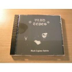 """VLAD TEPES """"Black Legions Spirit"""" CD"""