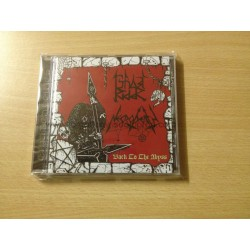 "NECRODEATH/GHOST RIDER ""Back to the Abyss"" CD"