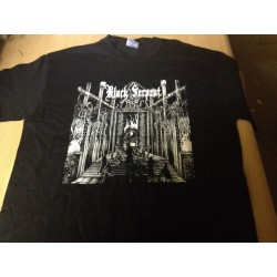 BLACK SERPENT small logo Tshirt