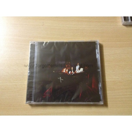 "CULT OF FIRE ""Triumvirat/20:11"" CD"