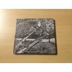 "COMBAT ""Northwind/Aryan Spirit of War"" Digipack CD"