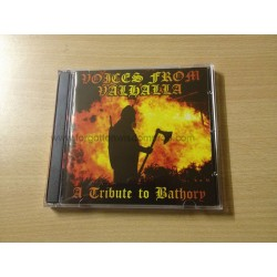 VOICES FROM VALHALLA - A TRIBUTE TO BATHORY 2CD