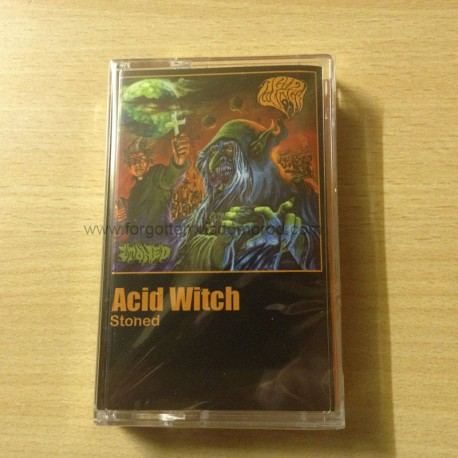"ACID WITCH ""Stoned"" Pro tape"
