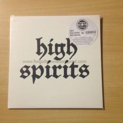 "HIGH SPIRITS ""High Spirits"" 7""EP"