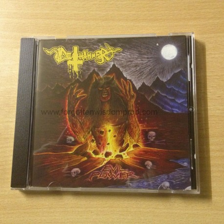 "DEATHHAMMER ""Evil Power"" CD"