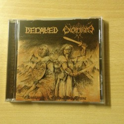 DECAYED/EXCRUCIATE666 split CD