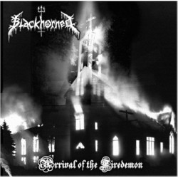 "BLACKHORNED ""Arrival of the firedemon"" Pro CDr"