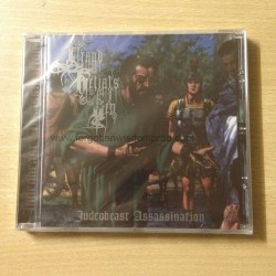 "GRAND BELIAL'S KEY ""Judeobeast Assassination"" CD"