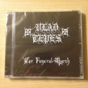 "VLAD TEPES ""War Funeral March"" CD"