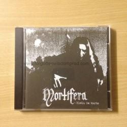"""MORTIFERA """"Bleüu de Morte"""" CD"""
