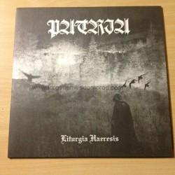 """PATRIA """"Liturgia Haeresis"""" 12""""LP"""