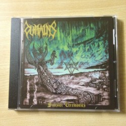 "DOMAINS ""Sinister Ceremonies"" CD"