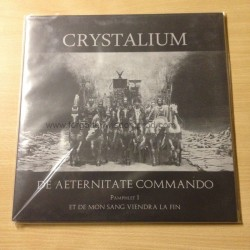 "CRYSTALIUM ""De Aeternitate Commando"" 2x12""LP"