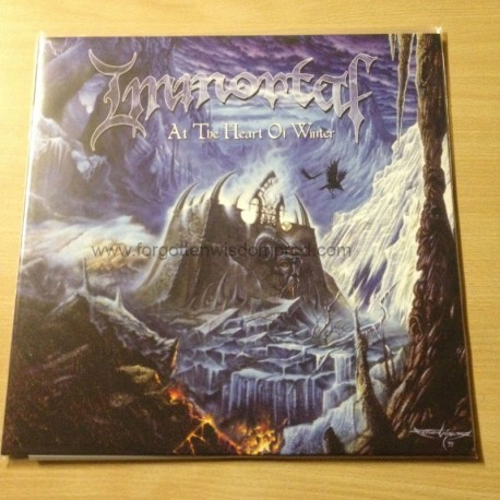 "IMMORTAL ""At the Heart of Winter"" 12""LP"