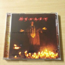 "MYTHOS ""Pain Amplifier"" CD"