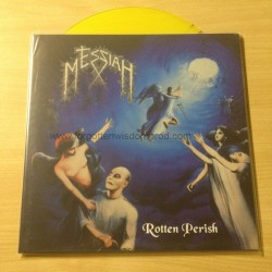 "MESSIAH ""Rotten Perish"" 12""LP"