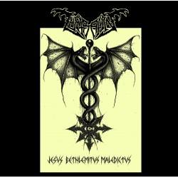 "LUSTRATION ""Jesus Bethlemitus Maledictus"" CD"