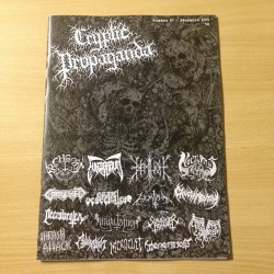 CRYPTIC PROPAGANDA zine n°1