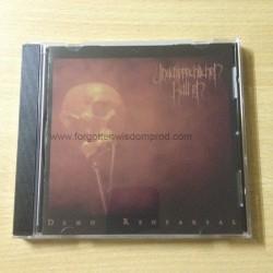 """UNAUSSPRECHLICHEN KULTEN """"Demo Rehearsal"""" CD"""