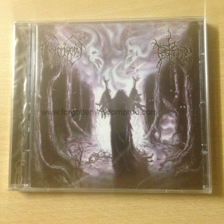 FHOI MYORE/PESTIFERUM split CD