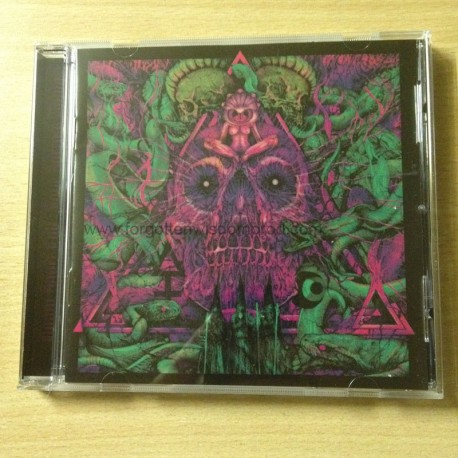 "DOOM SNAKE CULT ""Love Sorrow Doom"" CD"