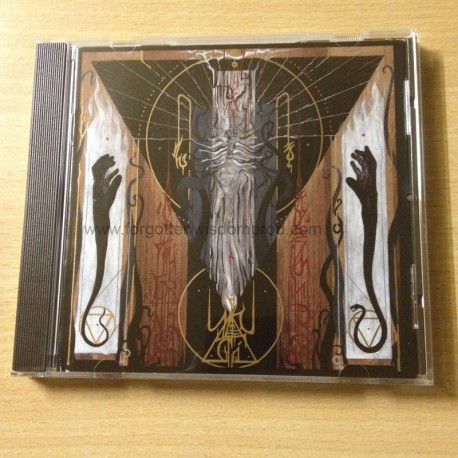 "MEFITIC ""Woes of mortal Devotion"" CD"