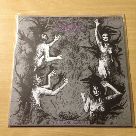 "DOOMBRINGER ""The Grand Sabbath"" 12""LP"