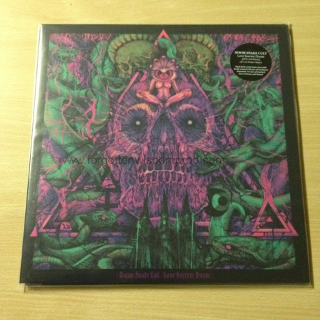 "DOOM SNAKE CULT ""Love Sorrow Doom"" 12""LP"