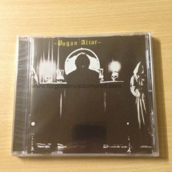 "PAGAN ALTAR ""Judgement of the Dead"" CD"