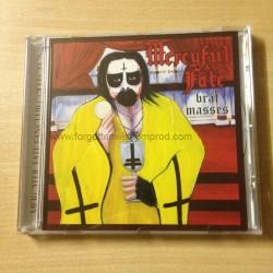 """MERCYFUL FATE """"Brat Masses"""" CD"""