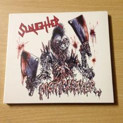 "SLAUGHTER ""Meatcleaver"" Digipack CD"