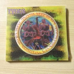 "SPEAR OF LONGINUS ""TYONS"" Digipack CD"