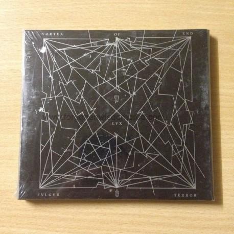 "VORTEX OF END ""Fvlgvr.Lvx.Terror"" Digipack CD"