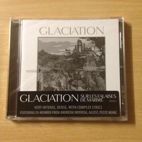 """GLACIATION """"Sur les Falaises de Marbre"""" CD"""