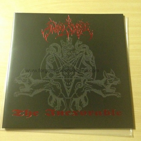"ANGELCORPSE ""The Inexorable"" 12""PIC LP"