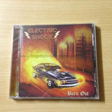 "ELECTRIC SHOCK ""Burn Out"" MCD"