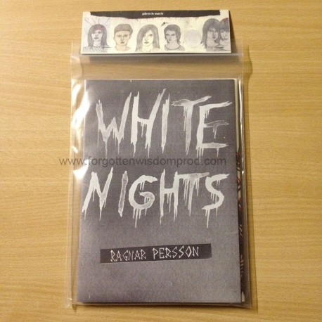 Ragnar Persson WHITE NIGHTS artbook