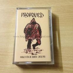 "PROPOVED ""Onaj koji niko jeste"" Tape"