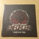"ENFORCER ""Death by Fire"" 12""LP"