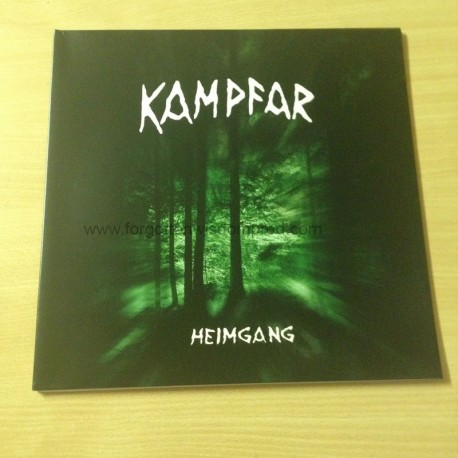 """KAMPFAR """"Heimgang"""" 12""""LP"""