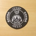 "KRODA ""Die with your God"" patch"
