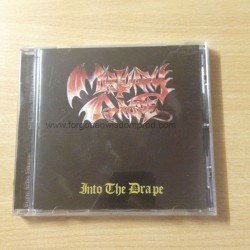 """MORTUARY DRAPE """"Into the Drape/All the Witches Dance"""" CD"""