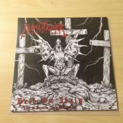 "NUNSLAUGHTER ""Hell on Italy"" 12""LP"