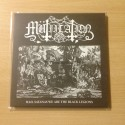 "MUTIILATION ""Hail Satanas we are the black Legions"" 7""EP"