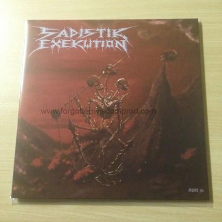 "SADISTIK EXEKUTION ""We Are Death Fukk You"" 12""LP"