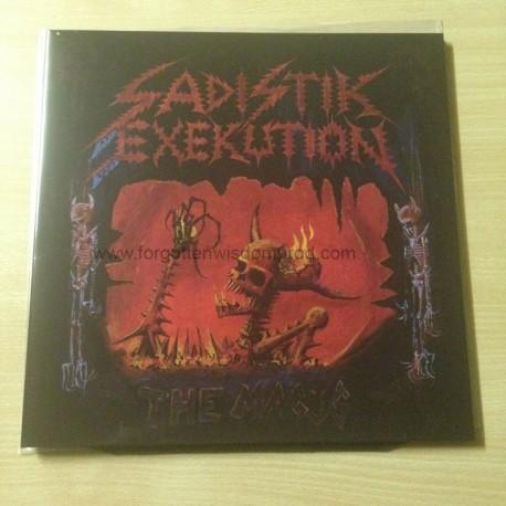 """SADISTIK EXEKUTION """"The Magus"""" 12""""LP"""