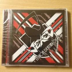"""VEXED """"Legion Deathblood"""" CD"""