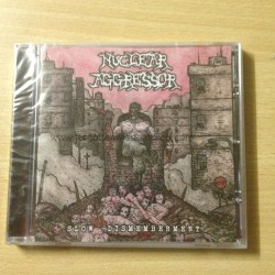 "NUCLEAR AGGRESSOR ""Slow Dismemberment"" CD"