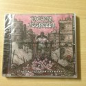 "NUCLEAR AGRESSOR ""Slow Dismemberment"" CD"